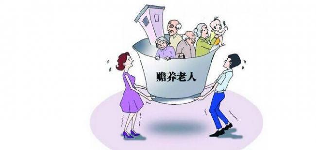 社会现象:赡养老人在线调查
